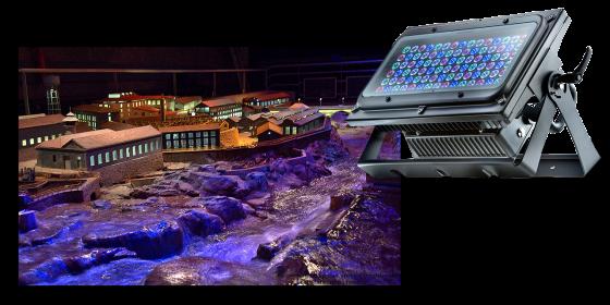 Cristal Audio Pro : musée du Saut du Tarn - étude de scénographie